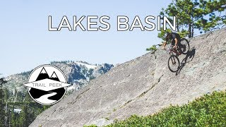 Lost in the Sierra - Lakes Basin Trails -...