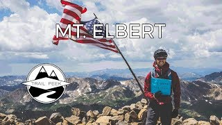 RIDING THE HIGHEST MOUNTAIN IN COLORADO - Mt...