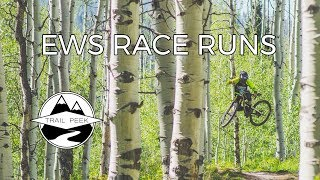 Enduro World Series Aspen - Race Runs