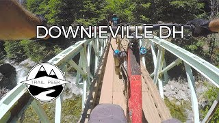 DOWNIEVILLE DOWNHILL HOT LAP - Part 2 -...