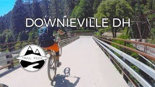 DOWNIEVILLE DOWNHILL HOT LAP - Part 3 - Third...