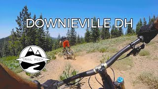 DOWNIEVILLE DOWNHILL HOT LAP - Part 1 -...