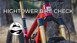 BIKE CHECK - Zach's Santa Cruz Hightower CC 29