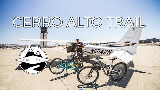 Flying High and Riding Blind! - Cerro Alto...