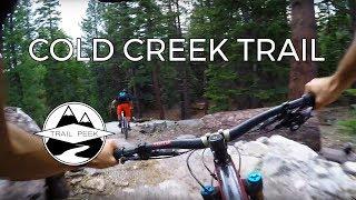 Rock Jibbin - Cold Creek Trail - Mountain...