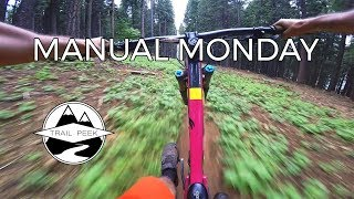 Manual Monday! - Manual and Wheelie Compilation