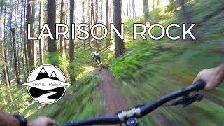 Punching Rocks - Larison Rock Trail - Mountain...