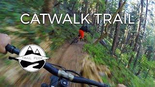 Straight No Brakes - Catwalk Trail - Mountain...
