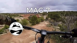 Magnificent 7 - Mountain Biking Moab, Utah