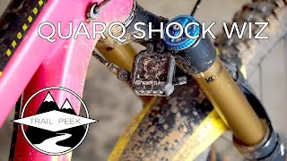Suspension Tuning - Quarq Shock Wiz Review