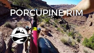A Little Enchilada Ripping! - Porcupine Rim...