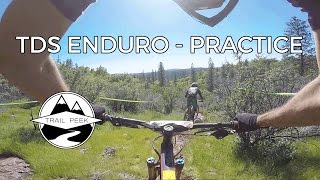 Endless Shuttles - TDS Enduro 2017 - Practice Day