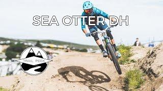 Pro Practice - Sea Otter Downhill Track -...