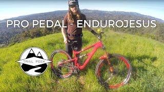 Pro Pedal with Marshall Eames AKA Endurojesus