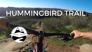 Mountain Biking Simi Valley - Hummingbird Trail