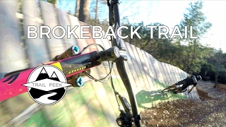 Mountain Biking TDS  - Brokeback Trail