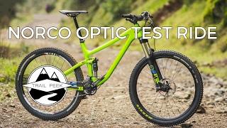 Norco Optic 29 vs 27.5 - Test Ride