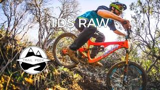 Mountain Biking the TDS Enduro Trails