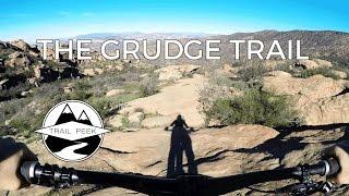 Mountain Biking Simi Valley - Grudge Trail