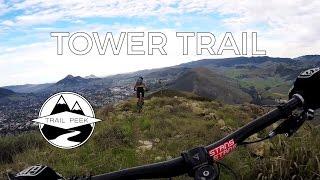 Mountain Biking San Luis Obispo - Tower Trail