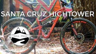 Santa Cruz Hightower 29 - Test Ride