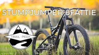 2017 Specialized Stumpjumper 6Fattie Pro -...