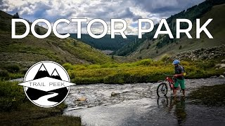 Trail Peek - Doctor Park Trail - Crested...