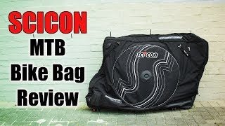 Scicon Aerocomfort MTB Bike Bag Review |...
