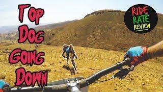 CRASHING WINZ!! | Mountain Biking Power Lines...