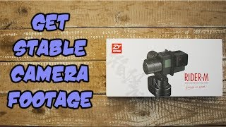 The Best GoPro Gimbal (Stabilizer) | Zhiyun...