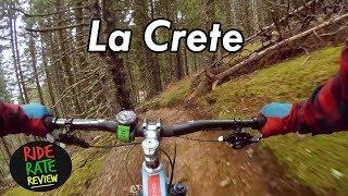 La Crete | Mountain Biking Les 7 Laux, French Alps