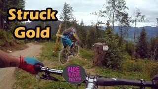Striking MTB Gold in France | Mountain Biking...