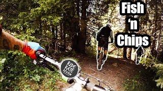 Fish 'n Chips | Mountain Biking Samoens, France