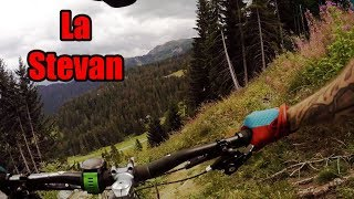 La Stevan | Mountain Biking Morillon