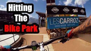I Found the Bike Park | Mountain Biking Les...