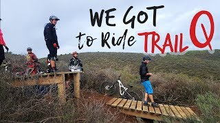 We Riding Trail Q | Biking Hoogekraal Extension