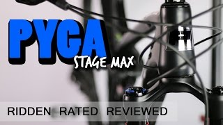 PYGA Stage MAX 29er 'Steroid Charged Stage...