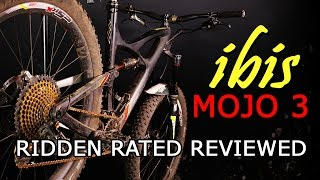 Ibis Mojo 3 Ridden, Rated & Reviewed