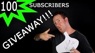 Greg Minnaar Autograph Giveaway & 100...