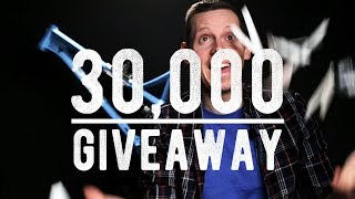 30,000 SUBSCRIBER GIVEAWAY // The Loam Ranger