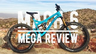 2018 PIVOT MACH 6 // Mega Review