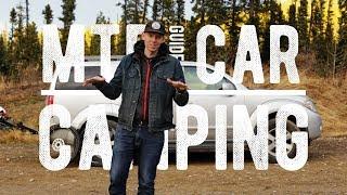 CAR CAMPING // A Mountain Bikers Guide