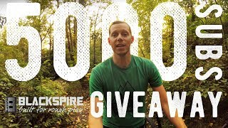 5000 SUBSCRIBER GIVEAWAY // With Blackspire...