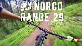 Norco Range C9 29er Test Ride Review