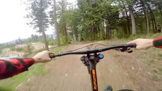 Mountain Biking Coast Gravity Park 2017 // Doggers