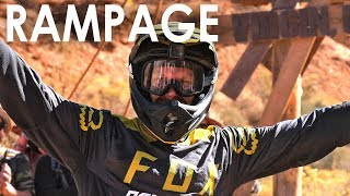 Experiencing Red Bull Rampage!