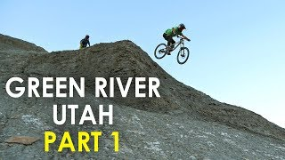 PUSHING YOUR COMFORT ZONE, Green River, Utah...