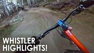 I Finally Hit D1! - Whistler Bike Park...