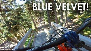 SEND IT! Boosting Bridges on Blue Velvet -...
