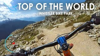 Alpine MTB - Top of the World | Epic Ride down...